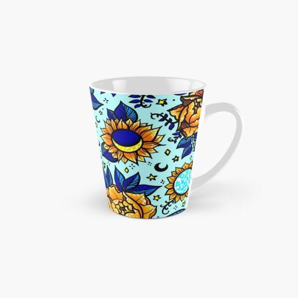 Moon Flower Summer Magic Tall Mug