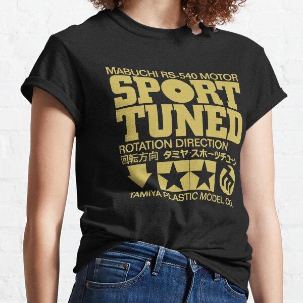 Tamiya Sport Tuned Motor Label Classic T-Shirt