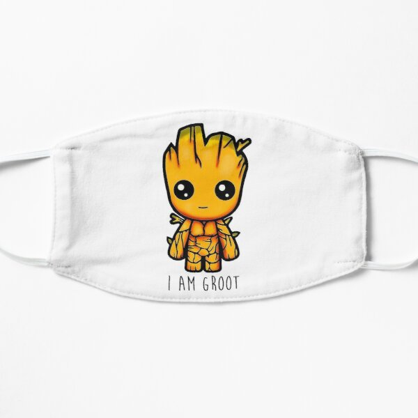 I Am Groot - Guardians Of The Galaxy Mask