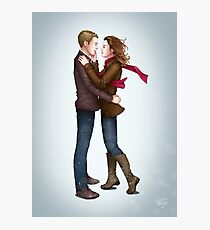 Fitzsimmons - Winter Fluff Photographic Print