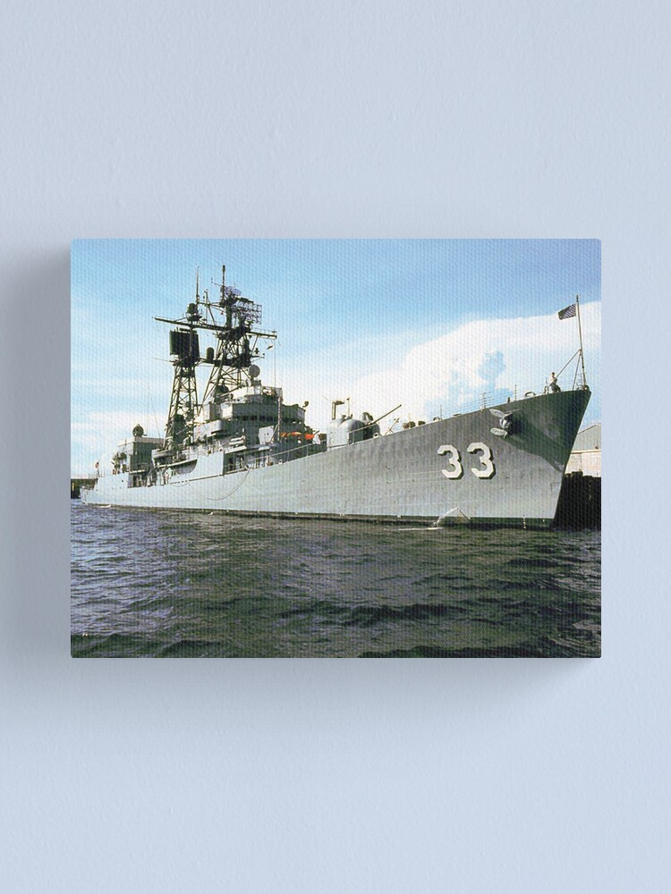 USN Navy Photo Print US Ship USS PARSONS DDG 33  Guided Missile Destroyer