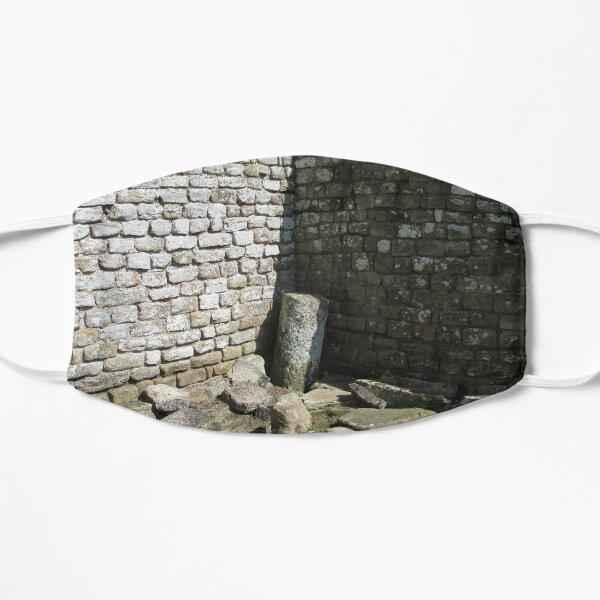 Merch #104 -- Two-Tone Walls (Hadrian's Wall) Mask