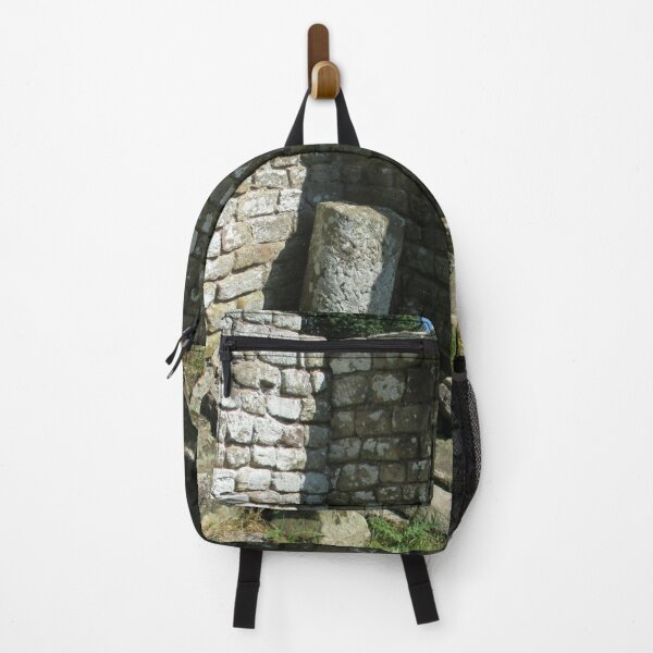 Merch #104 -- Two-Tone Walls (Hadrian's Wall) Backpack