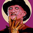 Freddy Krueger - A Nightmare on Elm Street by sayyoulovesatan