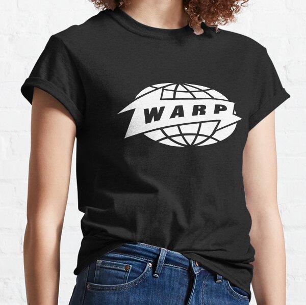 [HIGH QUALITY] Warp Records (white version) Classic T-Shirt
