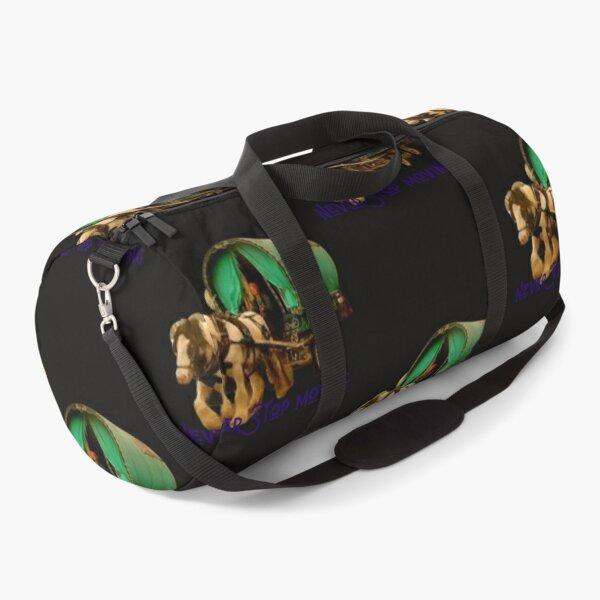 Gipsy/Gypsy life bow-top Duffle Bag
