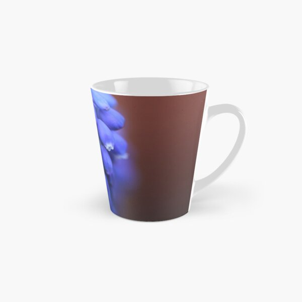 Grape Hyacinth Tall Mug