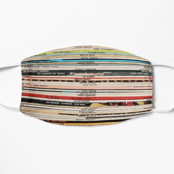 Blue Note Vinyl Records Flat Mask