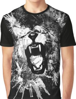 Lions Ambition (Monotoned) Graphic T-Shirt