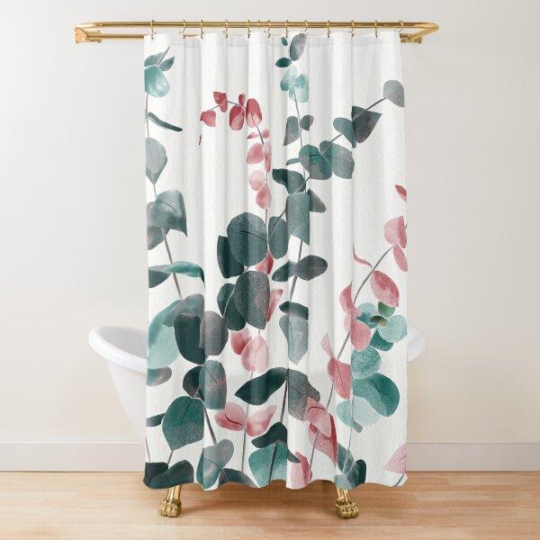 Eucalyptus Silver Dollar Shower Curtain