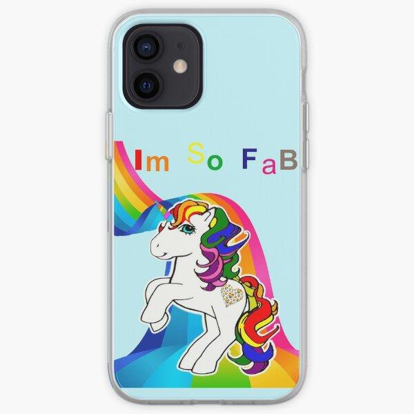 Im so Fab iPhone Soft Case