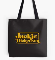 Jackie Dickensons Merchandise Tasche