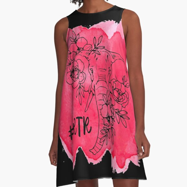 #RTR v2 A-Line Dress