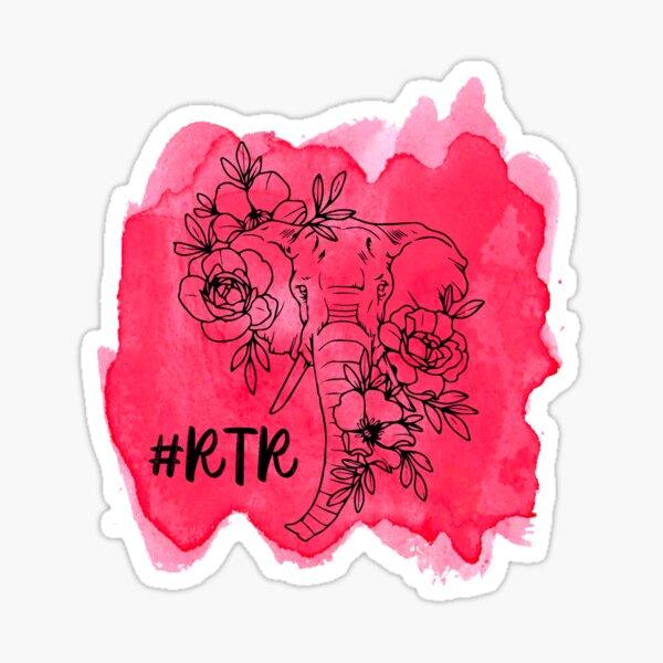 #RTR v2 Sticker