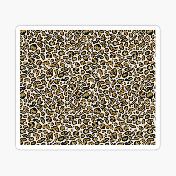Leopard Print - Animal Kingdom Sticker