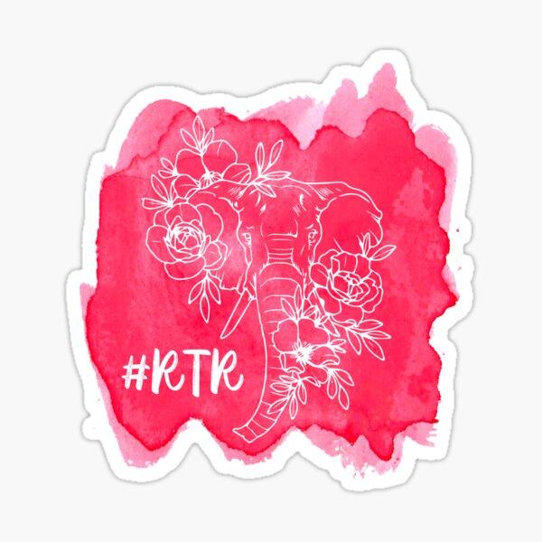 #RTR v1 Sticker
