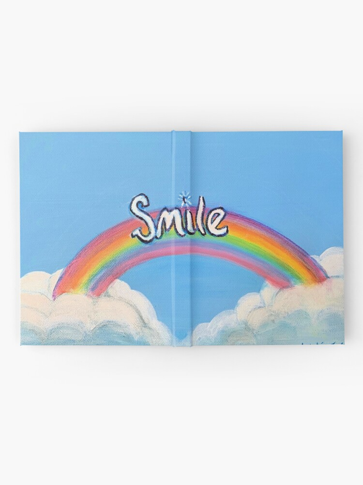 Alternate view of Smile Hardcover Journal