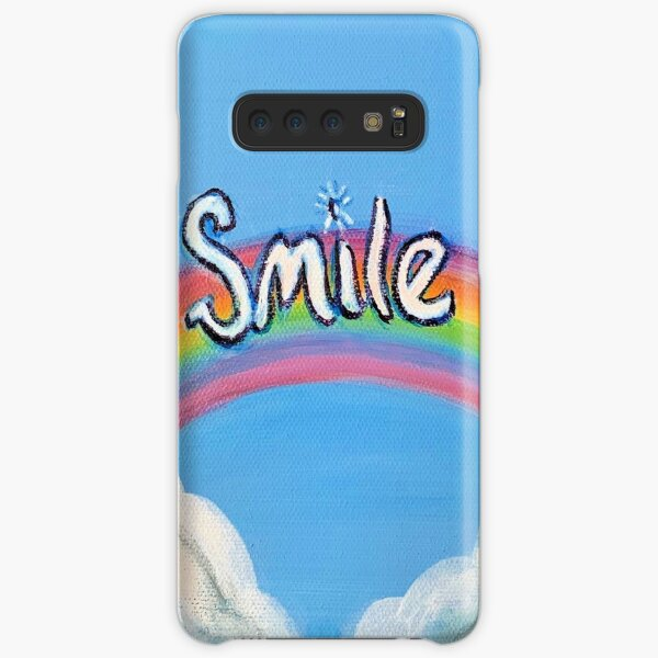 Smile Samsung Galaxy Snap Case