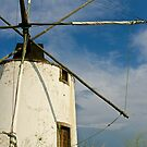 windmill by Cheryl Ribeiro
