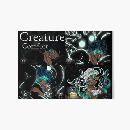 Creature Comfort Art Board Print