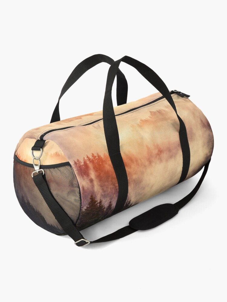 Alternate view of In My Other World Duffle Bag