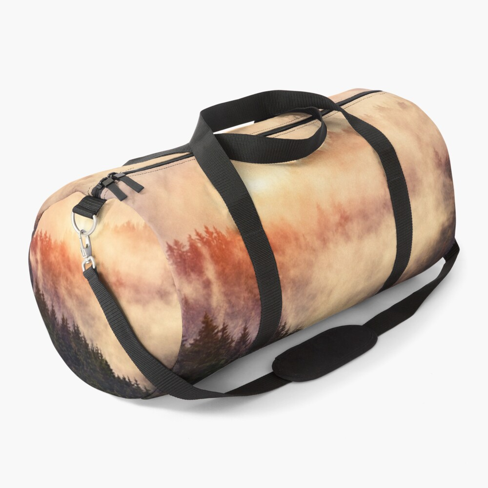 In My Other World Duffle Bag