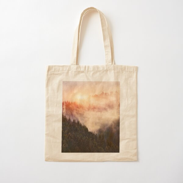 In My Other World Cotton Tote Bag