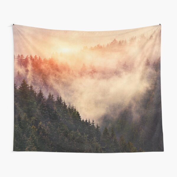 In My Other World Tapestry
