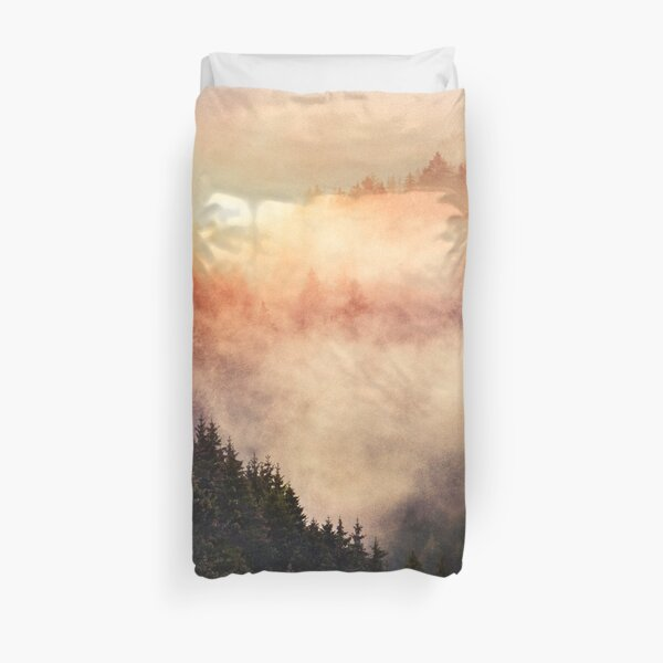 In My Other World Duvet Cover