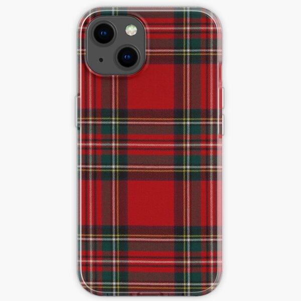 Stewart Royal - Tartan - Clans of Scotland iPhone Soft Case