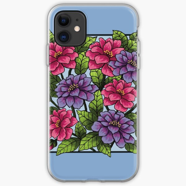 The Bouquet without text iPhone Soft Case