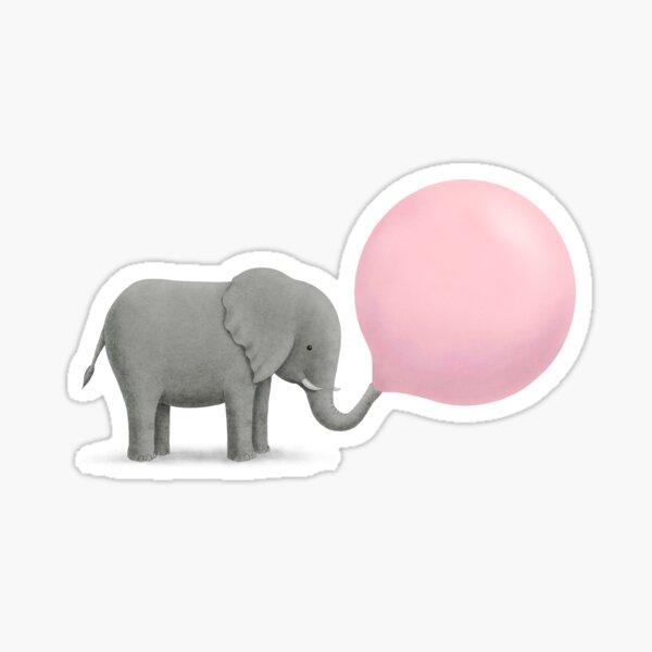 Jumbo Bubble Gum Sticker