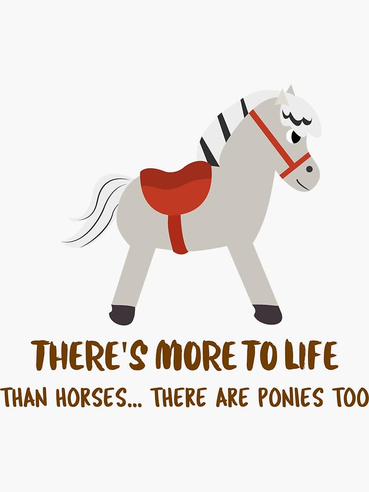 Fergus the Horse by MinimalistLive