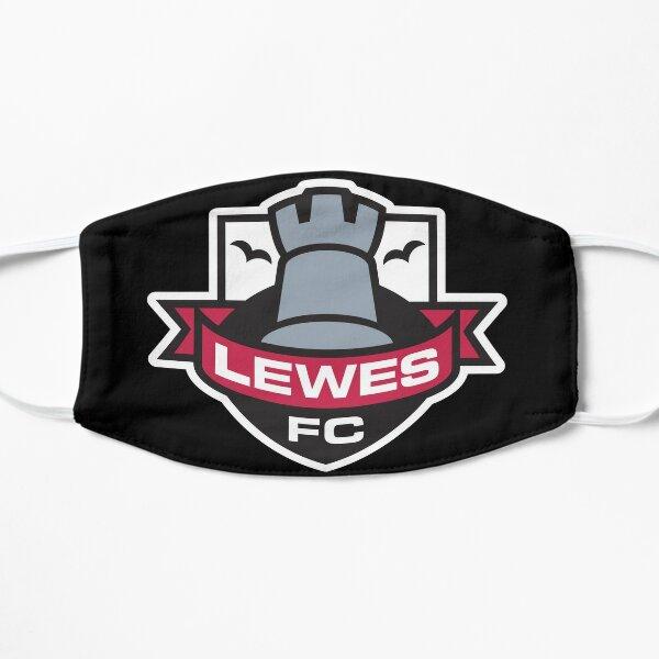 Lewes FC Crest Flat Mask