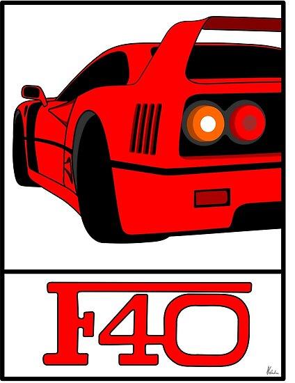 F40 by ClassicAuto