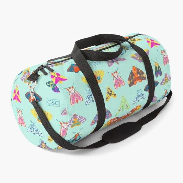 Lots of Lepidoptera  Duffle Bag