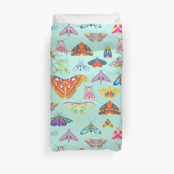 Lots of Lepidoptera  Duvet Cover