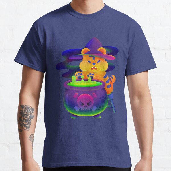 Brewing Tiger Classic T-Shirt