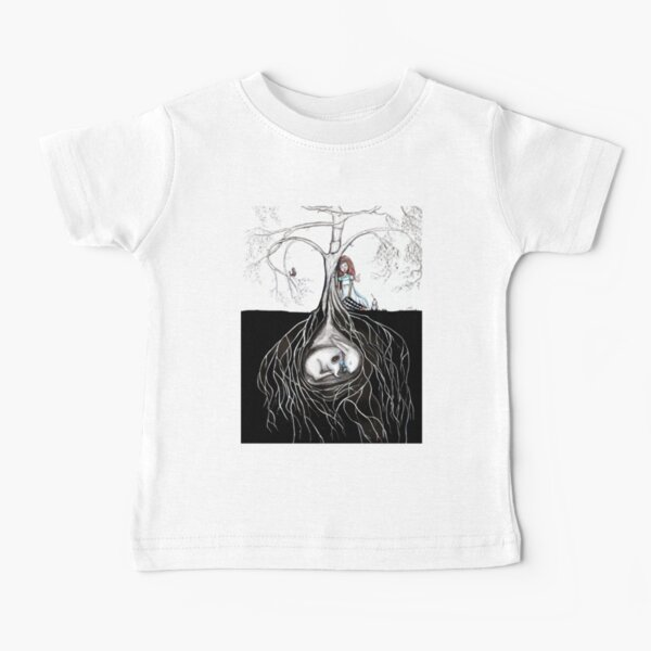 Out for a stroll (collaboration) Baby T-Shirt