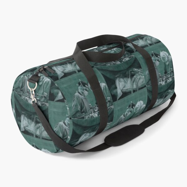 Inside Out by Avril Thomas Duffle Bag