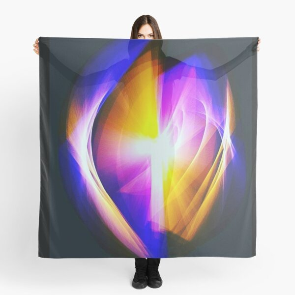 Healing Light Colour Vision Scarf