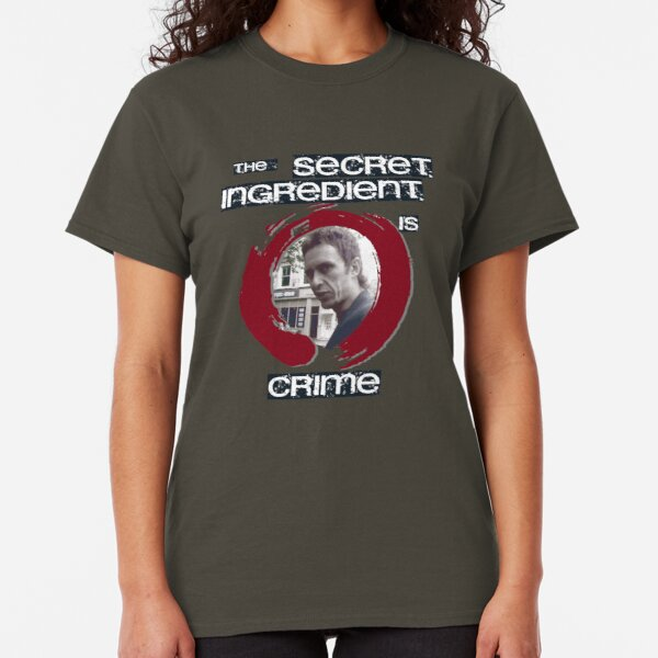 Super Hans - The Secret Ingredient Is Crime Classic T-Shirt