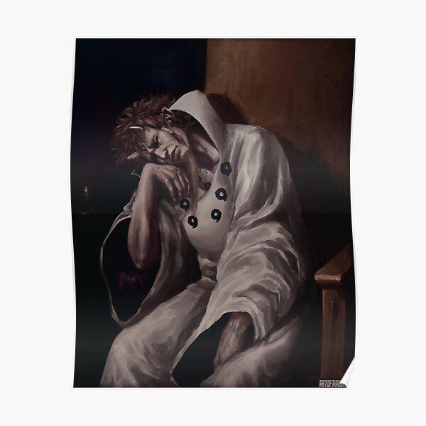 Hagoromo como melancolía Póster
