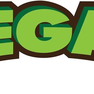 Vegan Logo by GlutenFreeGear