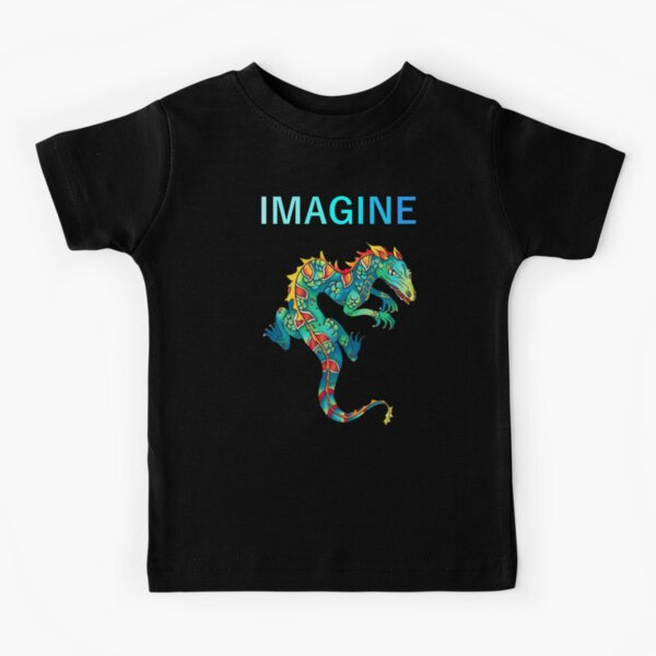 Imagine Dragons Vintage Tattoo Kids T-Shirt