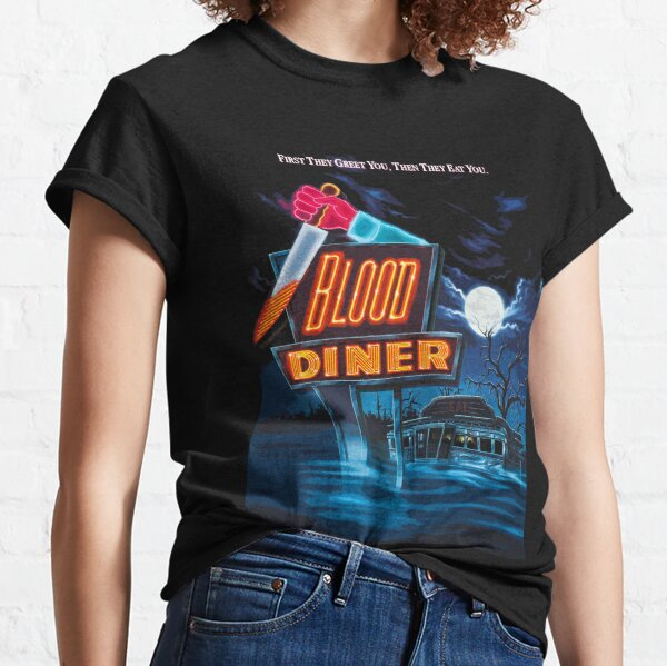 Blood Diner Classic T-Shirt