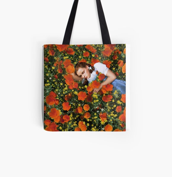 The Wizard of Oz All Over Print Tote Bag
