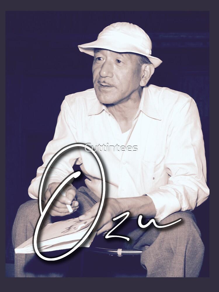 OZU / Japanese Master of Cinema by Cuttintees
