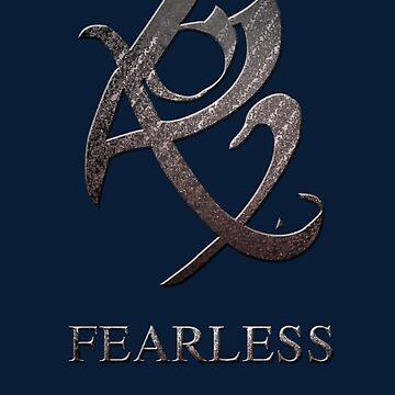 Fearless Mark by ozencyasin
