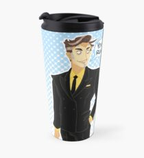 they got the Tacky Suits™ Travel Mug